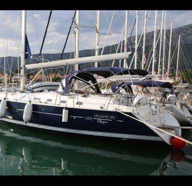 Barca a vela Beneteau Oceanis 523 (2006)-2