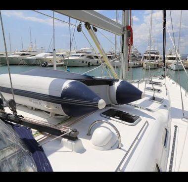 Barca a vela Beneteau Oceanis 523 (2006)-4