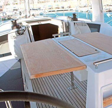 Sailboat Beneteau Oceanis 38.1 (2019)-2