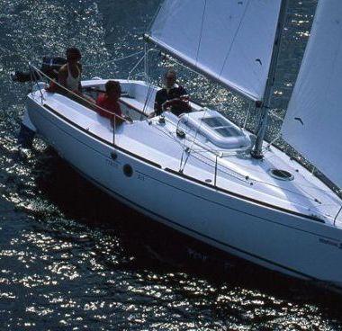 Zeilboot Beneteau First 211 (2007)-2