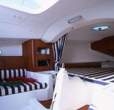 Segelboot Beneteau First 211 (2007)-4