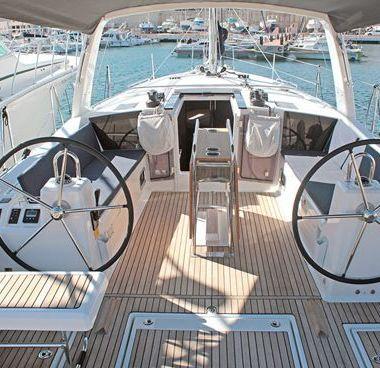 Sailboat Beneteau Oceanis 41.1 (2019)-2