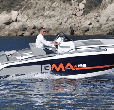 Speedboat Quicksilver 605 Open (2019)-4