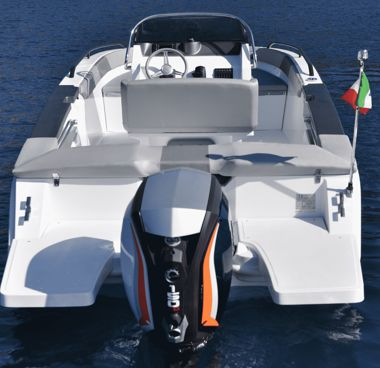 Speedboat Quicksilver 605 Open (2019)-2