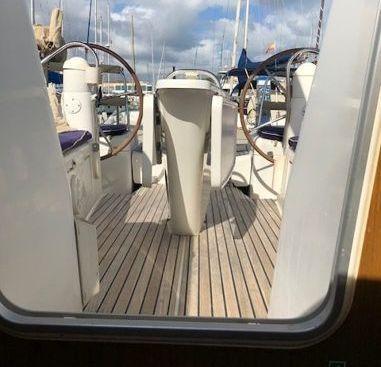 Sailboat Jeanneau Sun Odyssey 39 i - 2014 (refit 2019)-2