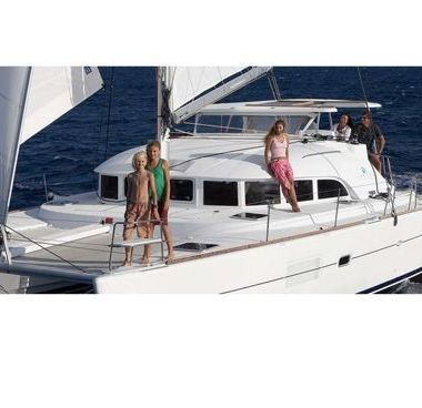 Catamaran Lagoon 380 (2009)-2