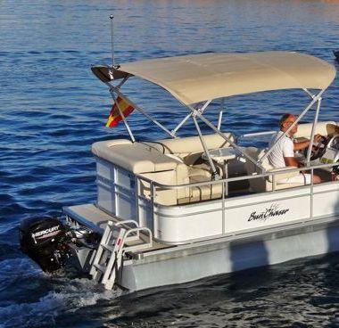 Motor Catamaran Sunchaser 7516 (2015)-2