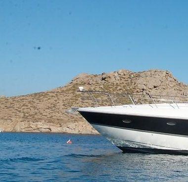 Motor boat Cruiser Yacht 60 - 2015 (refit 2015)-2