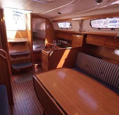 Sailboat Bavaria Cruiser 33 (2006)-4
