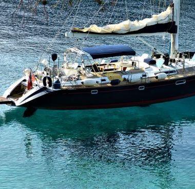 Zeilboot Beneteau 62 - 2006 (refit 2018)-2