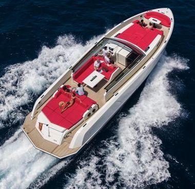 Speedboat Vanquish VQ54 (2017)-2