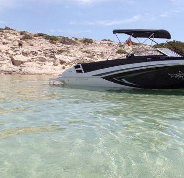 Speedboat Glastron 245 GT (2017)-4