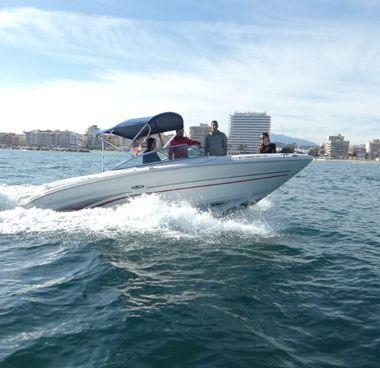 Speedboat Sea Ray 210 Select (2016)-2