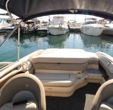 Speedboat Sea Ray 210 Select (2016)-4