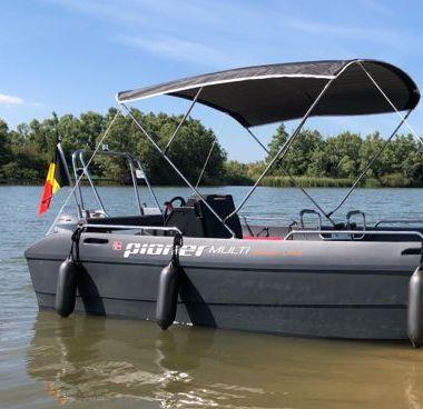 Barco a motor Pioner Multi - 2020 (reacondicionamiento 2020)-4