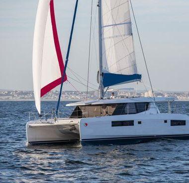 Catamaran Leopard Sunsail 454 (2018)-2