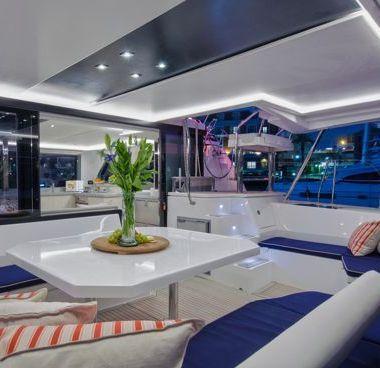 Catamaran Leopard Sunsail 454 (2017)-4