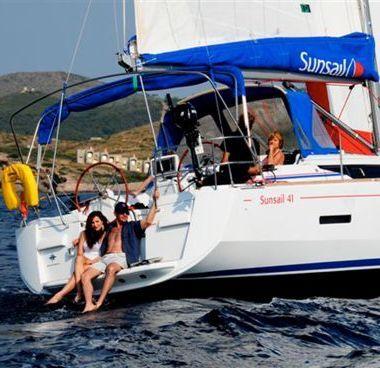 Sailboat Jeanneau Sunsail 41 (2017)-2