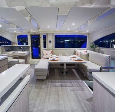 Catamaran Leopard Sunsail 484 (2017)-2