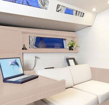 Sailboat Beneteau Moorings 48.4 (2018)-4