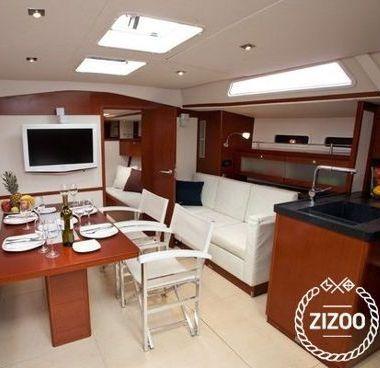 Zeilboot Hanse 54 (2009)-2