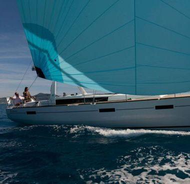 Segelboot Beneteau Oceanis 45 (2014)-4