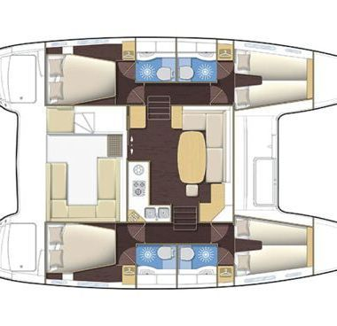 Catamaran Lagoon 400 (2012)-2