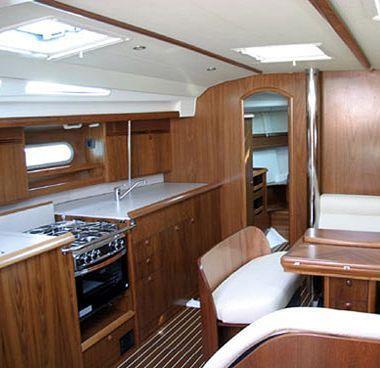 Sailboat Jeanneau Sun Odyssey 45 - 2007 (refit 2019)-2