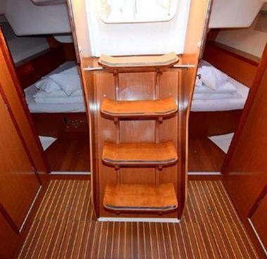 Segelboot Beneteau Oceanis 43 (2010)-2