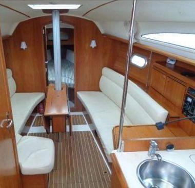 Barca a vela Jeanneau Sun Odyssey 32 i (2008)-4