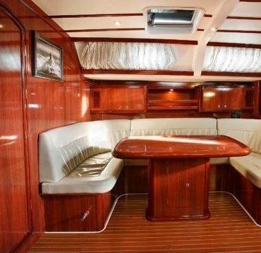 Zeilboot Ocean Star 56.1 - 2006 (refit 2011)-2
