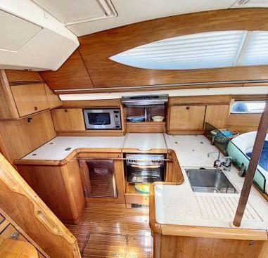 Zeilboot Jeanneau Sun Odyssey 54 DS - 2003 (refit 2016)-4