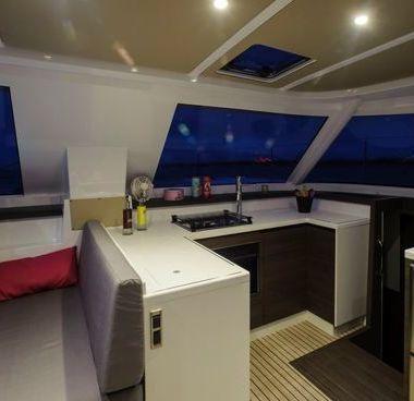 Catamaran Nautitech 40 Open (2020)-4