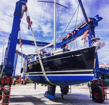 Segelboot Jeanneau Sun Odyssey 49 DS - 2006 (Umbau 2015)-4