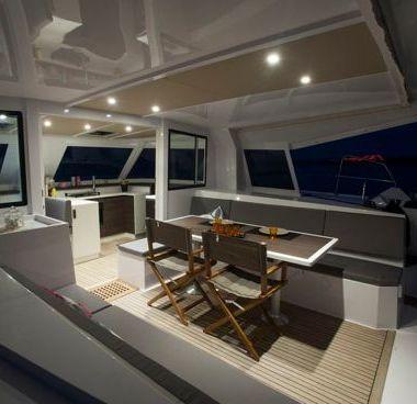 Catamaran Nautitech 40 Open (2020)-2