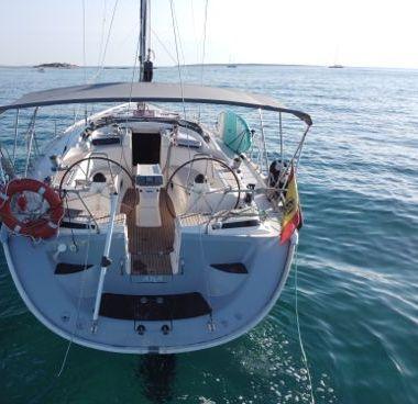 Sailboat Bavaria 50 - 2008 (refit 2019)-2