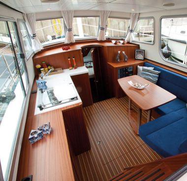 Huisboot Linssen Aventura 32 Classic (2014)-4