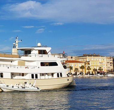 Motor boat La Perla - 1976 (refit 2010)-2
