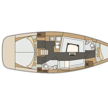 Sailboat Elan Impression 40 (2019)-2