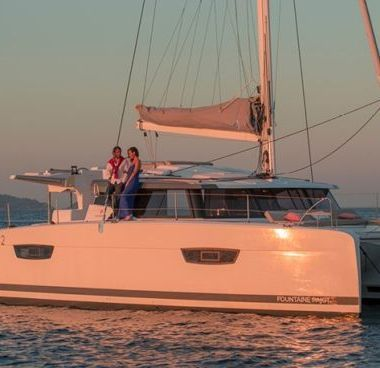 Catamaran Fountaine Pajot Astrea 42 (2020)-2
