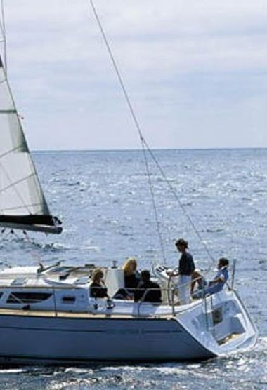Segelboot Jeanneau Sun Odyssey 35 (2005)-3