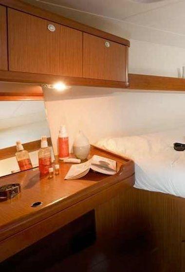 Barca a vela Beneteau Oceanis 37 (2009)-3