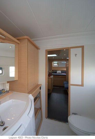 Catamarano Lagoon 420 (2007)-3