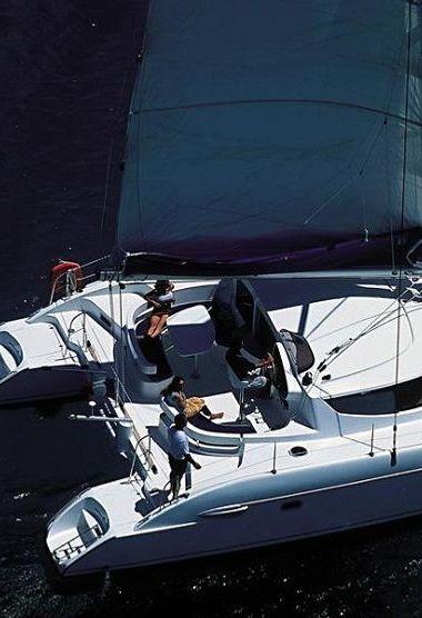 Catamarano Fountaine Pajot Athena 38 (2002)-3