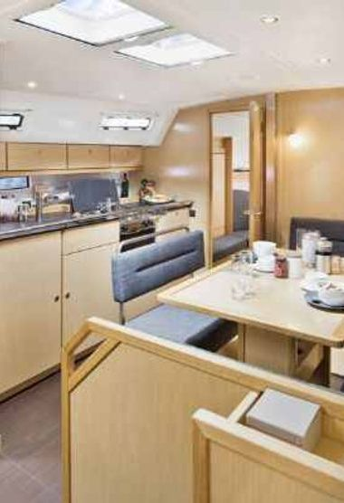 Zeilboot Bavaria Cruiser 40 (2008)-3