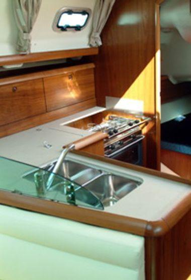 Barca a vela Jeanneau Sun Odyssey 37 (2001)-3