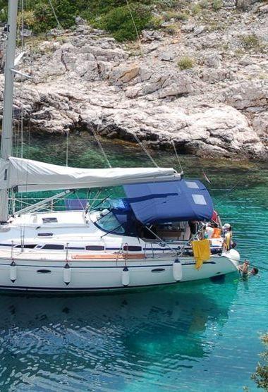 Zeilboot Bavaria Cruiser 47 (2009)-3
