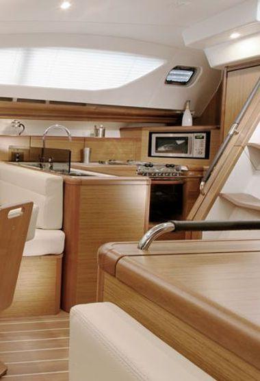 Zeilboot Jeanneau Sun Odyssey 45 (2005)-3
