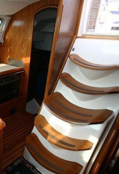 Zeilboot Jeanneau Sun Odyssey 43 DS (2002)-3