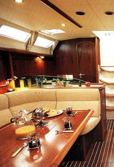 Zeilboot Jeanneau Sun Odyssey 40.3 (2004)-3